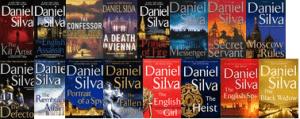 Daniel Silva - Gabriel Allon